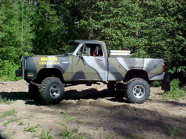 DODGE TRUCK CUSTOM RESTORATION